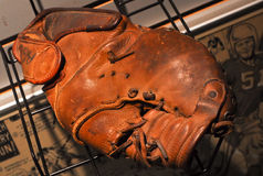 1-ая перчатка человека с низов agganis harry s Стоковое Изображение RF
