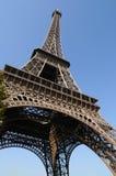 1 башня eiffel paris Стоковые Фотографии RF