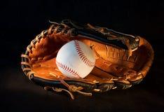 1 бейсбол стоковое изображение