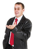1 бизнесмен Стоковое Изображение