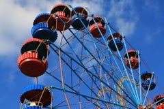 1 большое колесо Стоковые Фото