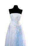 1 венчание платья Стоковые Изображения