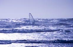 1 ветер серфера Стоковые Фотографии RF
