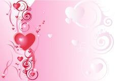 1 влюбленность Стоковое фото RF
