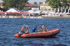1 вода gp России формулы Стоковое фото RF