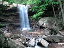 1 водопад Стоковые Фотографии RF