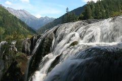1 водопад Стоковая Фотография RF
