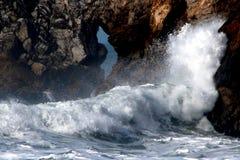 1 волна действия Стоковая Фотография RF