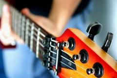 1 гитара Стоковая Фотография