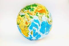 1 глобус Стоковая Фотография