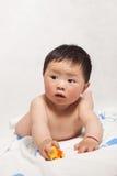 1 год с рождения мальчик Стоковые Изображения RF
