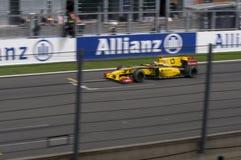 1 гонка формулы автомобиля Стоковые Фотографии RF