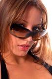 1 девушка сексуальная Стоковая Фотография RF