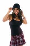 1 девушка sassy Стоковые Изображения RF