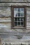 1 деревенское окно Стоковые Фото