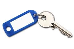 1 домашний ключ Стоковые Фотографии RF