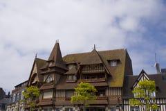 1 дом Франции Стоковые Изображения RF