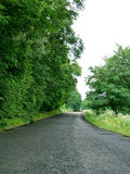 1 дорога Стоковые Изображения