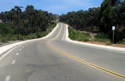 1 дорога стоковое фото