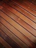 1 древесина настила Стоковое Изображение