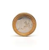 1 евро Стоковая Фотография