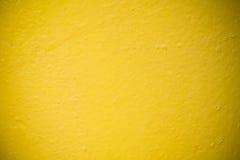 1 желтый цвет номера Стоковые Фотографии RF
