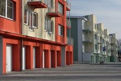 1 жилищная единица Стоковое Изображение RF