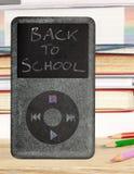 1 задняя школа к Стоковое фото RF