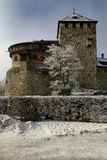 1 замок Лихтенштейн Стоковая Фотография RF