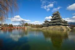 1 замок matsumoto Стоковые Фотографии RF