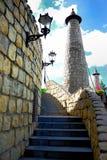 1 здание историческое Стоковые Изображения