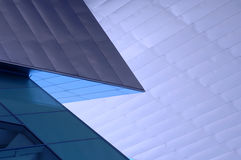 1 здание самомоднейшее Стоковые Фотографии RF