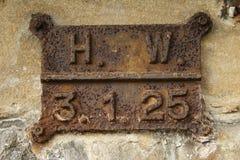 1 знак 3 25 Стоковые Фотографии RF