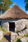 1 кельтская лачуга Стоковое фото RF