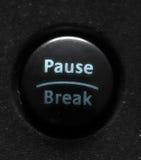 1 компьютер кнопки Стоковые Фотографии RF