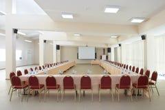 1 конференц-зал Стоковое Фото