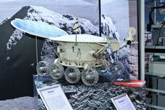 1 корабль луны lunokhod Стоковая Фотография
