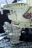 1 корабль луны lunokhod Стоковые Фото