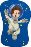 1 космос малыша Стоковые Фото