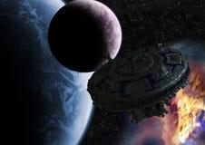 1 космос Бесплатная Иллюстрация