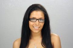 1 красивейшее headshot latina предназначенный для подростков Стоковые Фотографии RF