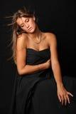 1 красивейший портрет девушки сексуальный Стоковое Фото