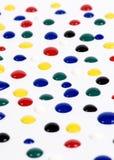 1 краска падений Стоковое Изображение