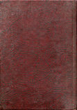 1 красный цвет faux кожаный Стоковая Фотография RF