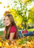 1 красотка осени Стоковое Изображение RF