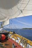 1 круиз stockholm архипелага Стоковые Изображения RF
