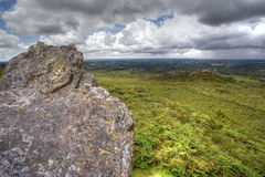 1 ландшафт hdr одичалый Стоковое Фото