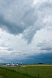 1 летная погода Стоковая Фотография RF
