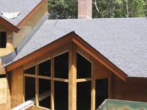 1 линия крыша Стоковое Изображение RF
