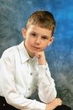 1 мальчик Стоковая Фотография